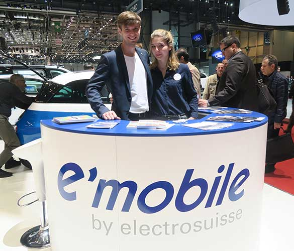 Microlino, Tesla und mehr @ e-mobile in Genf