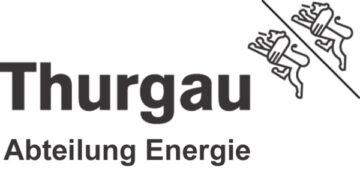Kanton Thurgau Abteilung Energie